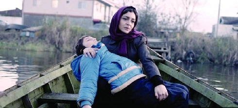 ساره بیات در فیلم ناهید