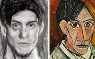 نخستین نقاشیهای «پیکاسو» را تماشا کنید