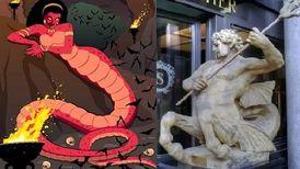موجودات افسانه ای در داستان های اساطیری یونان/ از پگاسوس تا شیمر + عکس