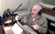 مجری منتقد واکسن بر اثر کرونا درگذشت