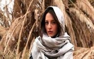 هدیه بازیگر زن یونانی برای کارگران مختارنامه/ عکس