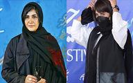 استایل الناز شاکردوست و باران کوثری در جشنواره فیلم فجر