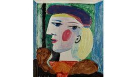 تابلوی کمتر دیدهشده پیکاسو ۱۰ میلیون دلار فروخته شد