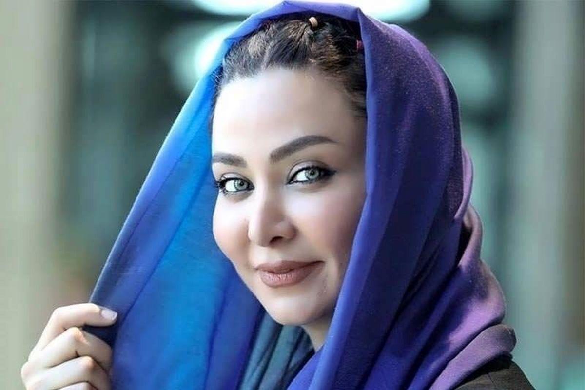 فقیهه سلطانی از تلویزیون خداحافظی کرد/ عکس