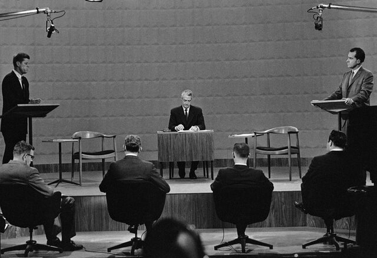ماجرای اولین مناظره تلویزیونی تاریخ و تغییر سرنوشت انتخابات