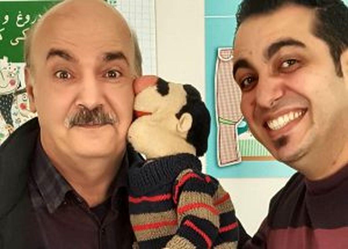 """ابراز انزجار صداپیشه """"بچه فامیل دور"""" از """"خالهبازی"""" در تلویزیون!!"""
