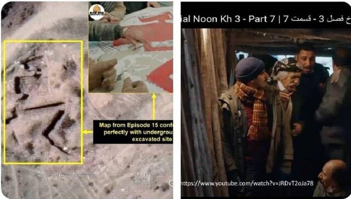 """سایت مشکوک ادعایی فاکس نیوز، لوکیشن فیلمبرداری سریال """" نون خ """" بود + توضیحات بیشتر"""