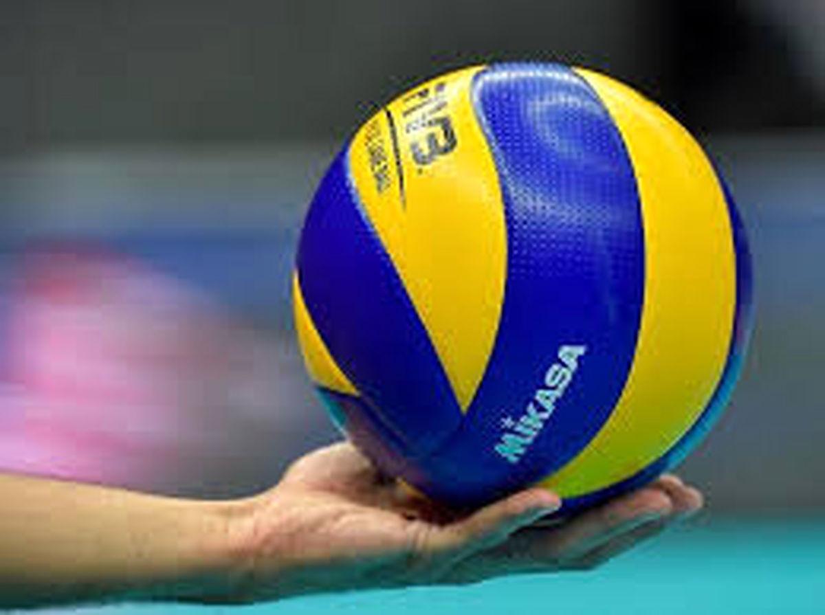 پخش لیگ والیبال ملتها از شبکه های سه و ورزش