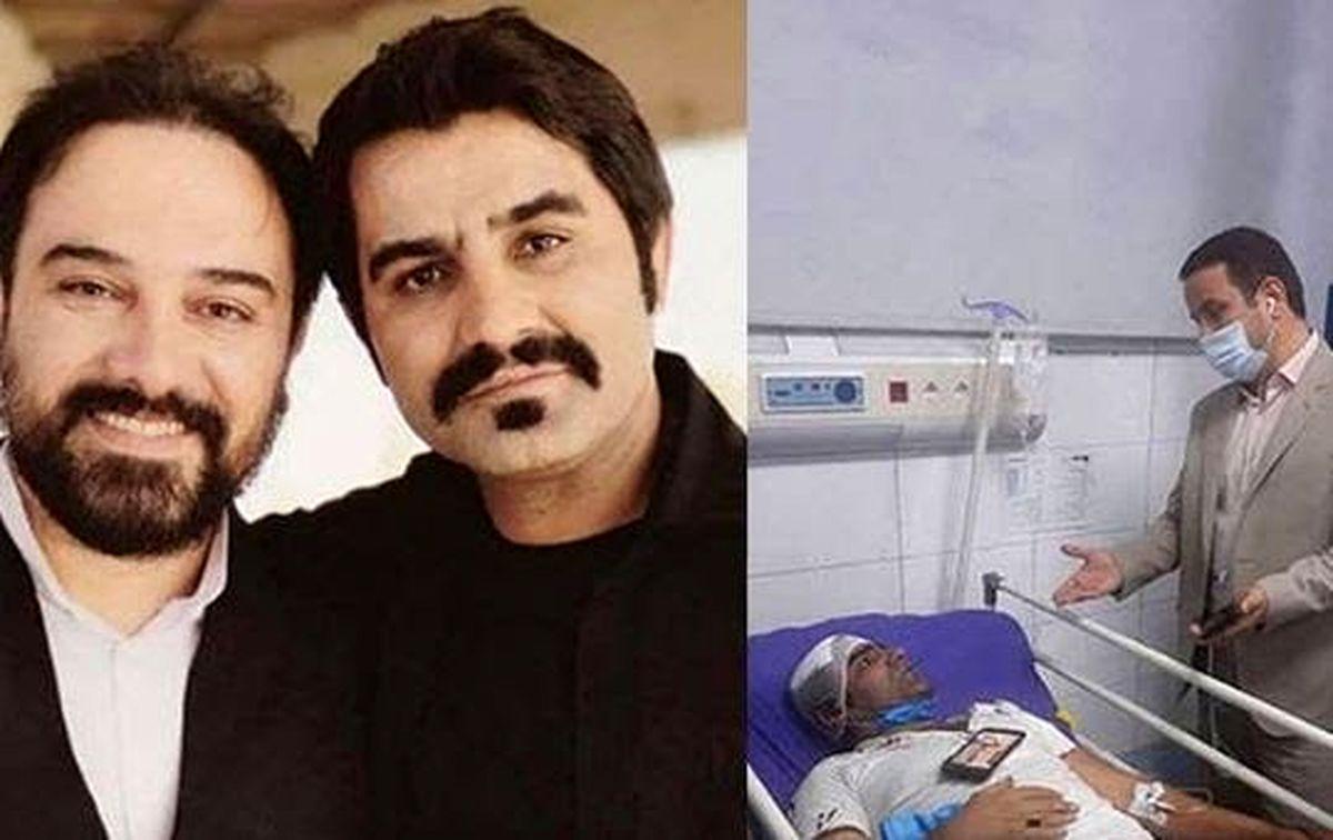 حمله خونین به دو بازیگر و کارگردان سریال دودکش