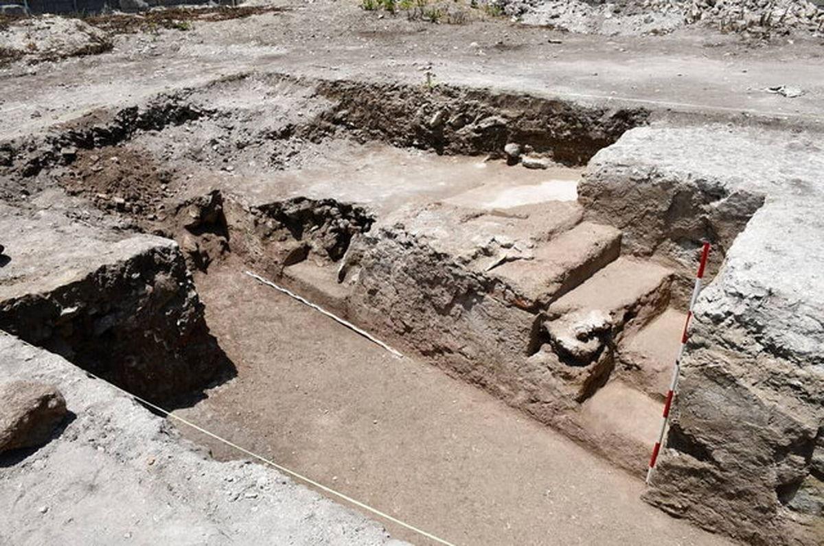 کشف آتشکده ساسانی در «ارفه ده» سوادکوه