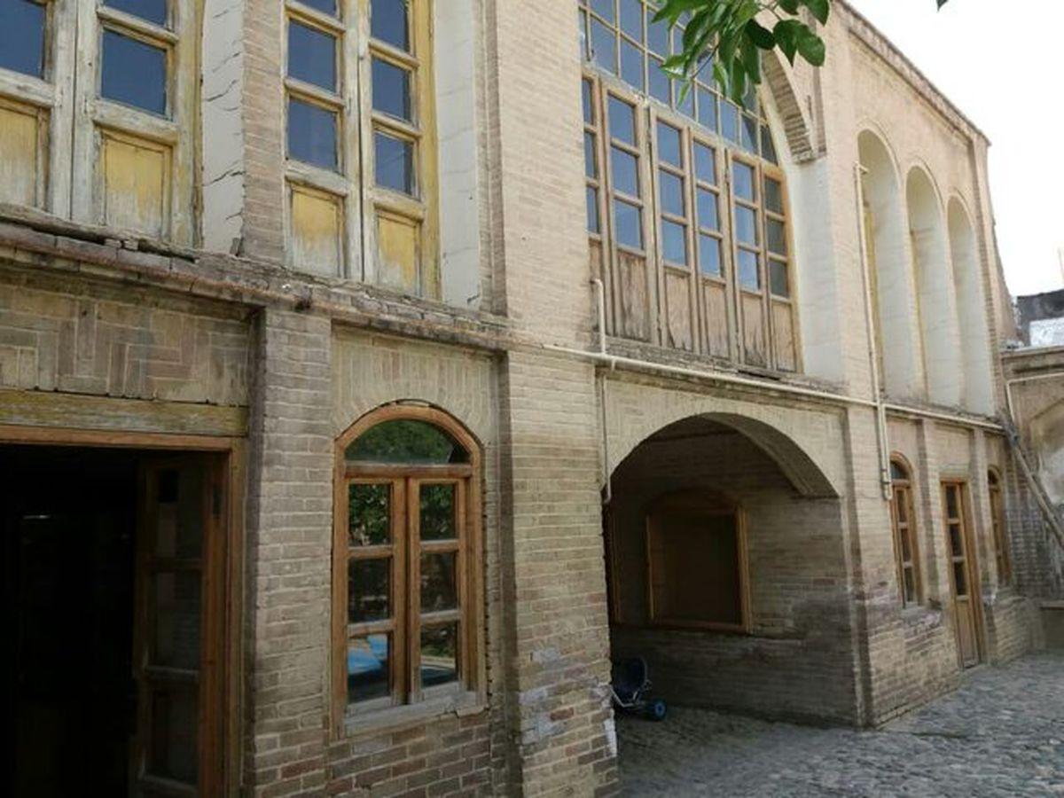 خانه صمدی همدان مرمت میشود