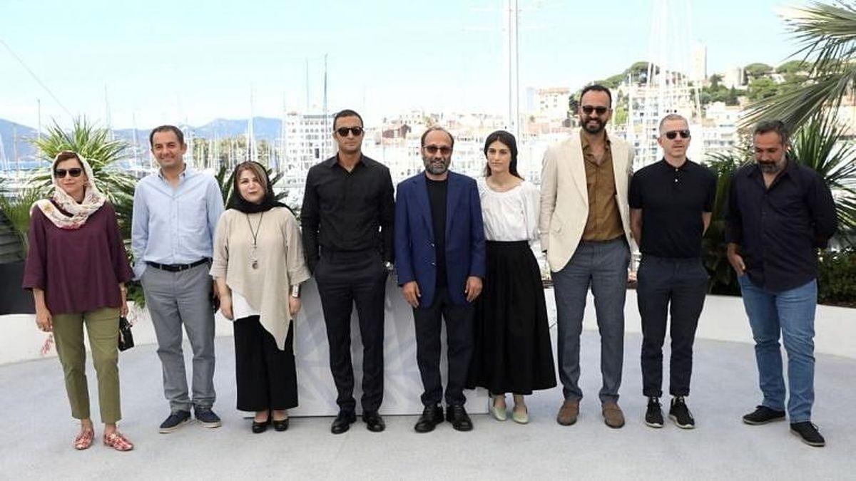 جایزه بزرگ هیات داوران جشنواره کن به فیلم قهرمان اصغر فرهادی رسید/ معرفی برگزیدگان کن ۲۰۲۱