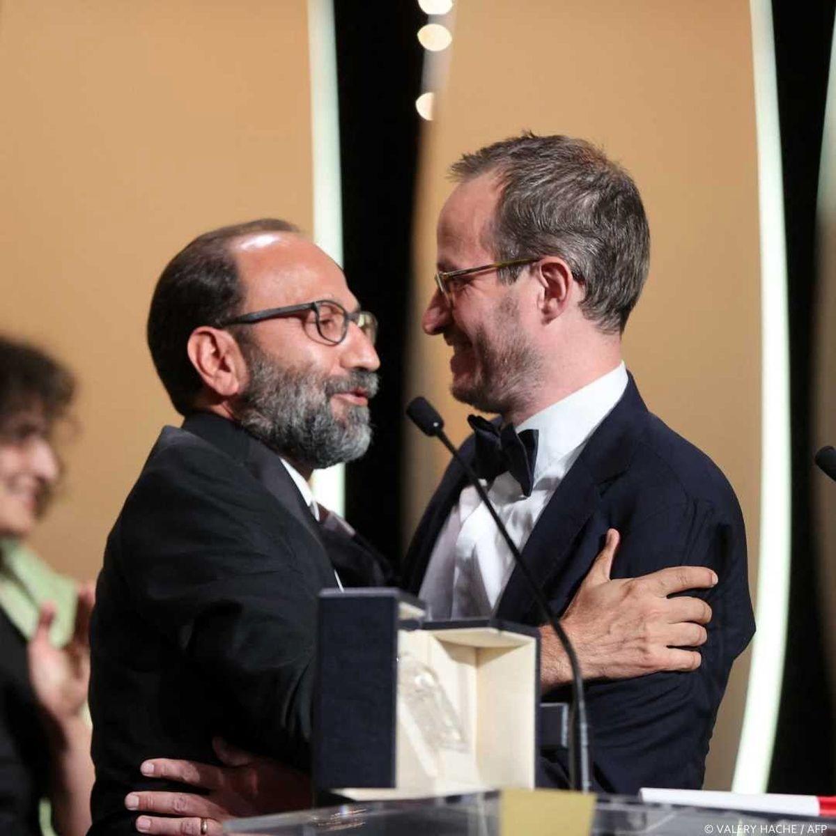 «قهرمان» بطور مشترک با فیلم فنلاندی برنده جایزه بزرگ جشنواره کن شدند