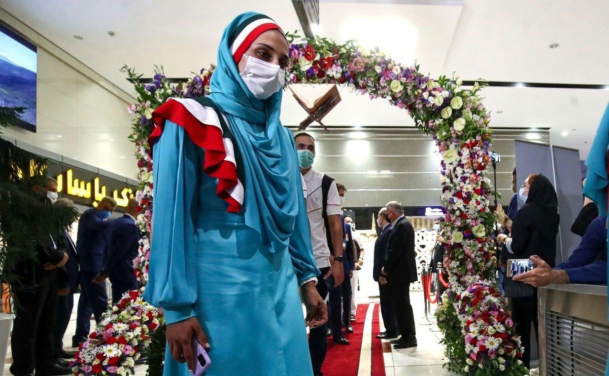 لباس کاروان ورزشی ایران در المپیک توکیو چگونه طراحی شد؟