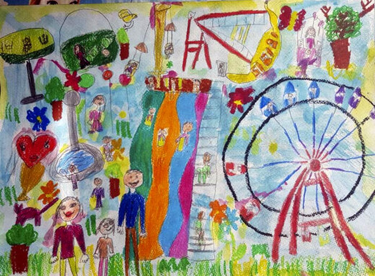 نقاشی کودکان، ابزاری برای کشف جهان پیرامون