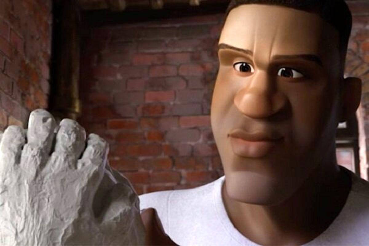 اسطوره بسکتبال در دنیای انیمیشن/ شکیل اونیل نوشت و تهیه کرد