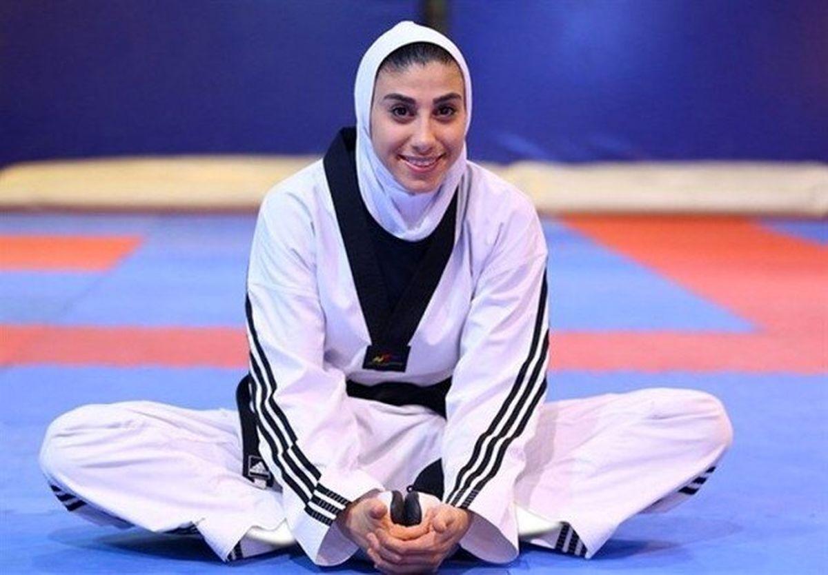 دلنوشته محسن کیایی برای ناهید کیانی بعد بازگشت غریبانه از المپیک + عکس
