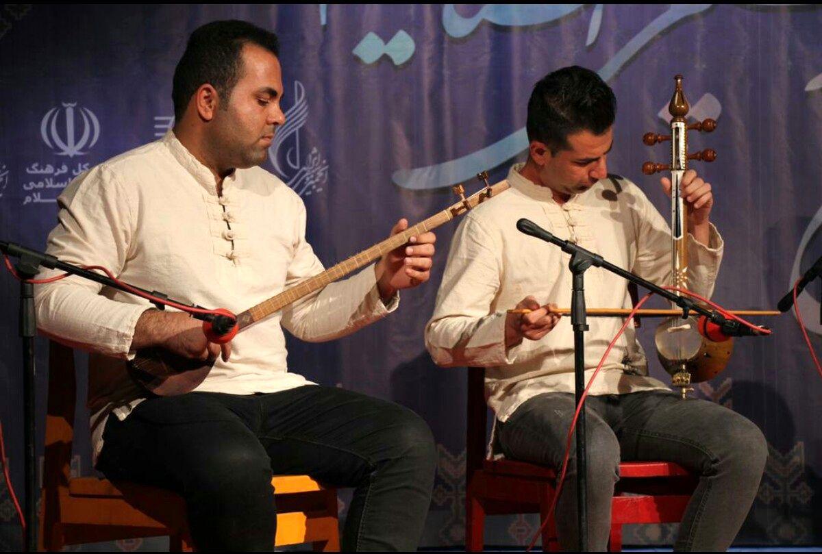 نُتهایی برای ویولن و تنبور در جشنواره موسیقی ایلام