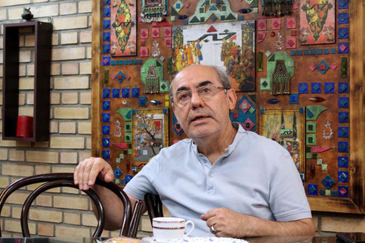 کمال تبریزی: حضورم در «میدان سرخ» دوستانه و موقت است