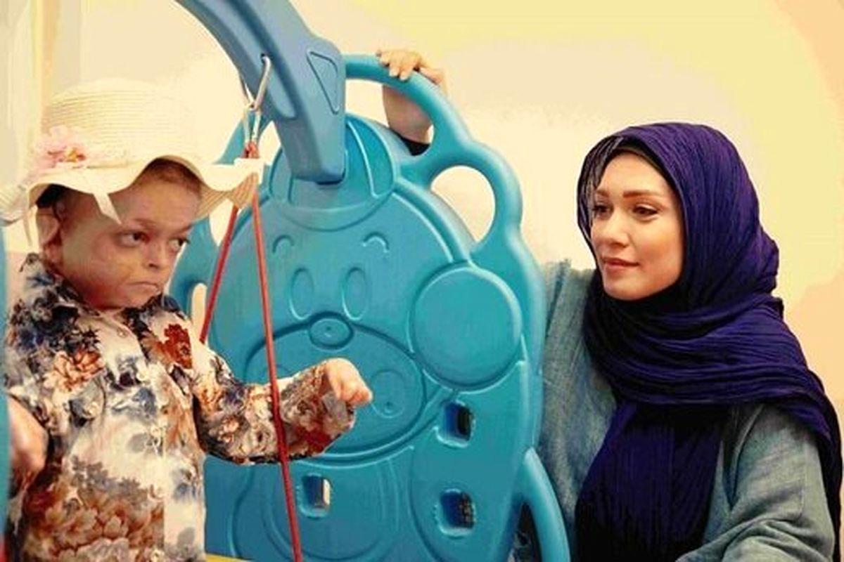 گفتگوی شهرزاد کمالزاده با کودکان «ای بی» در تهرانگرد