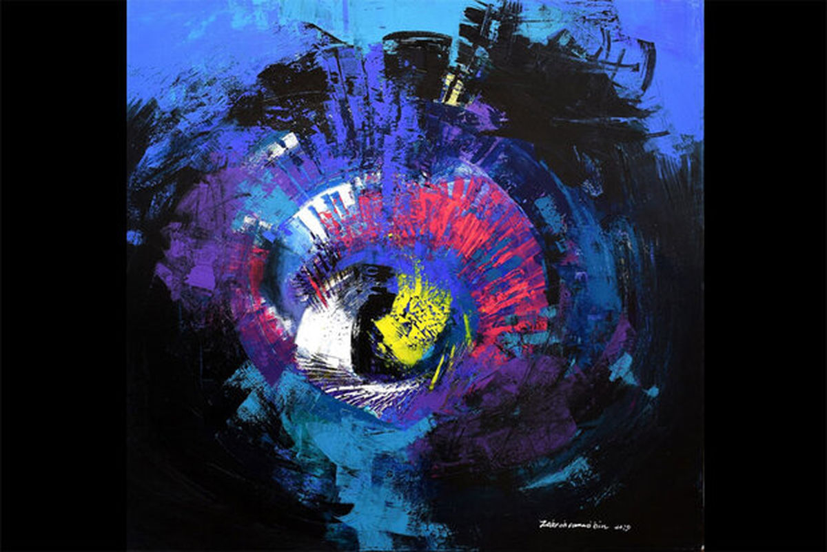 «تلپورت» در سرزمین هنر/ آثاری که به زیبایی جهان اضافه میکند