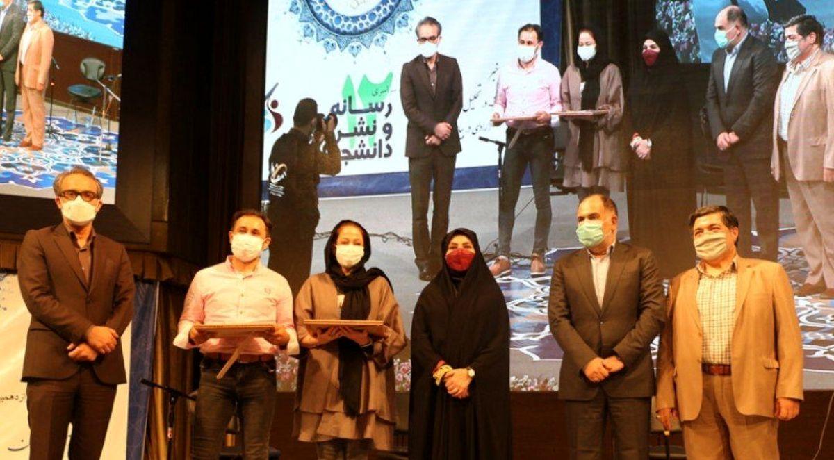 امتداد کسب جوایز برای نشریه دانشجویی نگاه تازه در جشنواره سراسری نشریات دانشجویی تیتر۱۲