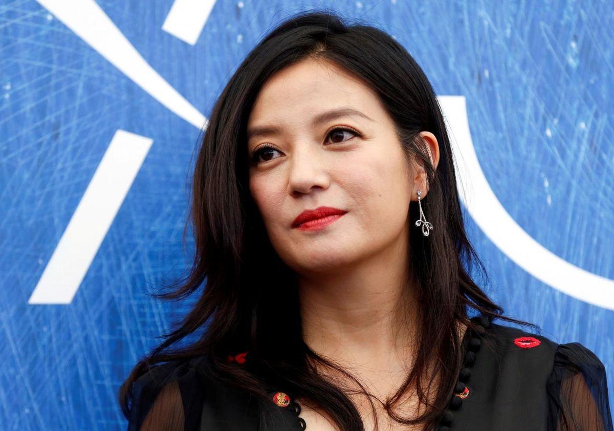 برخورد عجیب دولت چین با بازیگر زن سرشناس