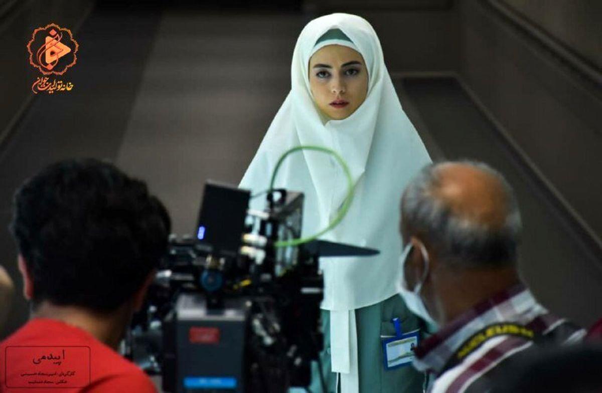 بازیگر زن داعشی «پایتخت» در یک سریال تازه