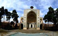 تصاویر چشم نواز از بنای تاریخی مسجد امام سمنان