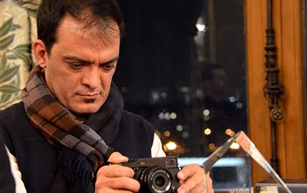 مجید سعیدی، عکاس آزاد شد/ افشای علت بازداشت وی