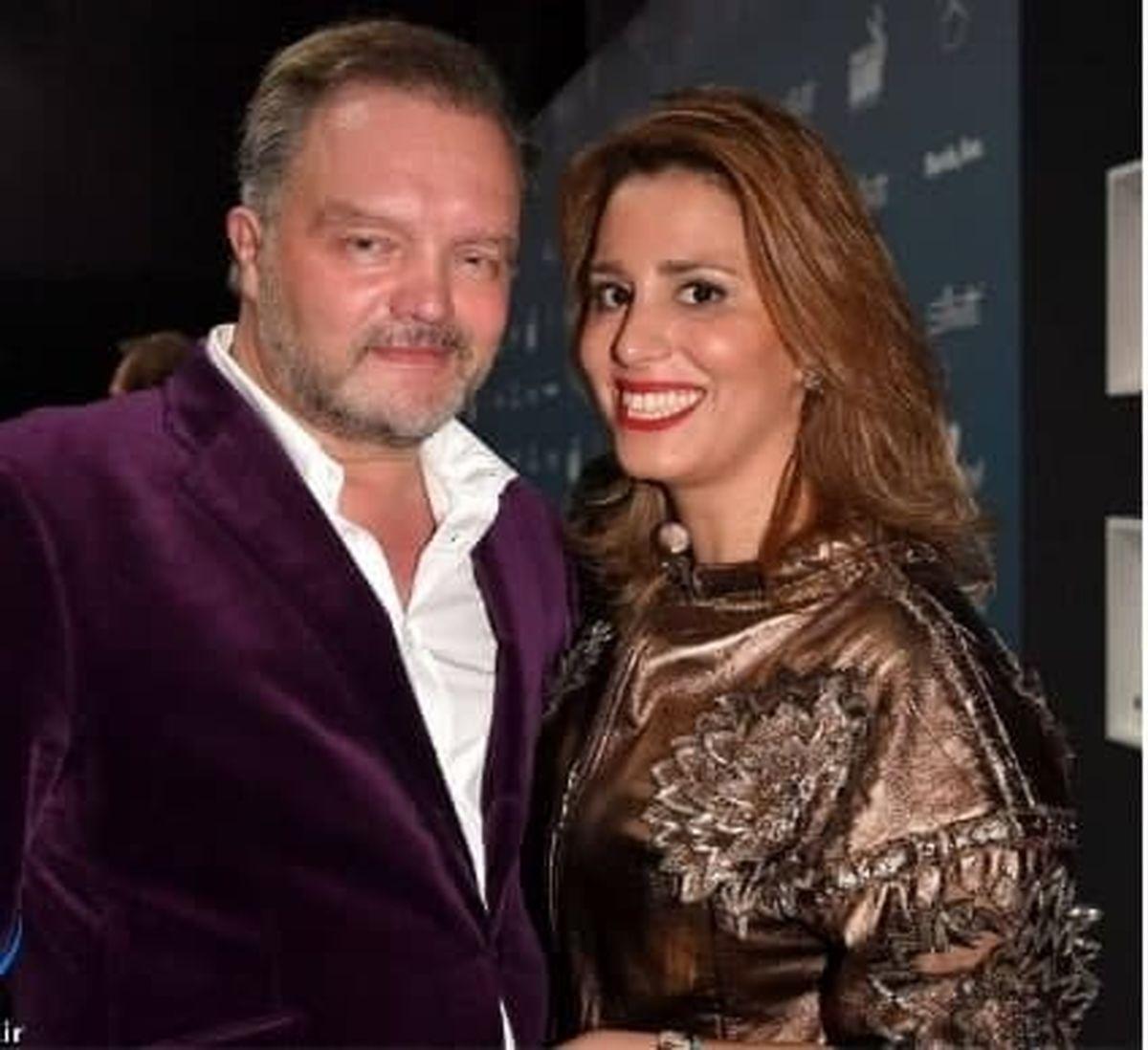 ازدواج شاهزاده آلمانی با پیانیست ایرانی